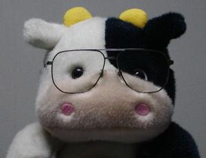 古い方の眼鏡